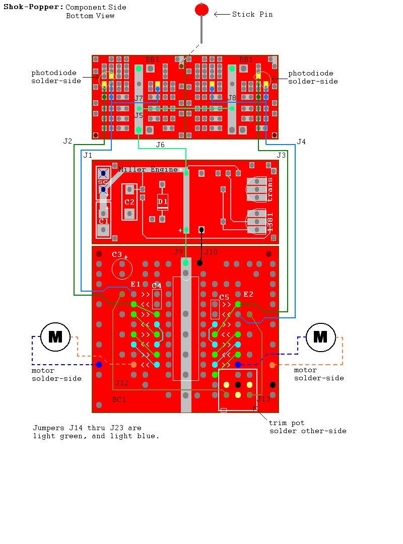 Zvn2106 How To Build Circuit Diagram Using Zvp2106 2n3906 2n2907 Gg Shokpopper Sheet